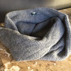 NWOT J Crew infinity scarf/neck wrap